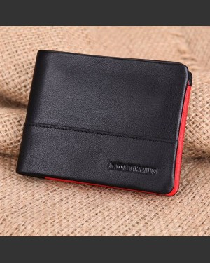 Monaco Series Leather Wallet